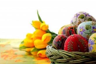 13 апреля праздник Страстная неделя – когда печь пасху и красить яйца