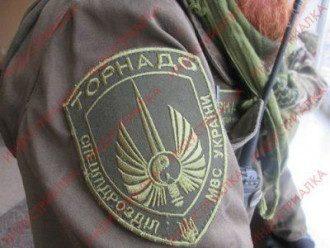 Задержаны 8 бойцов роты