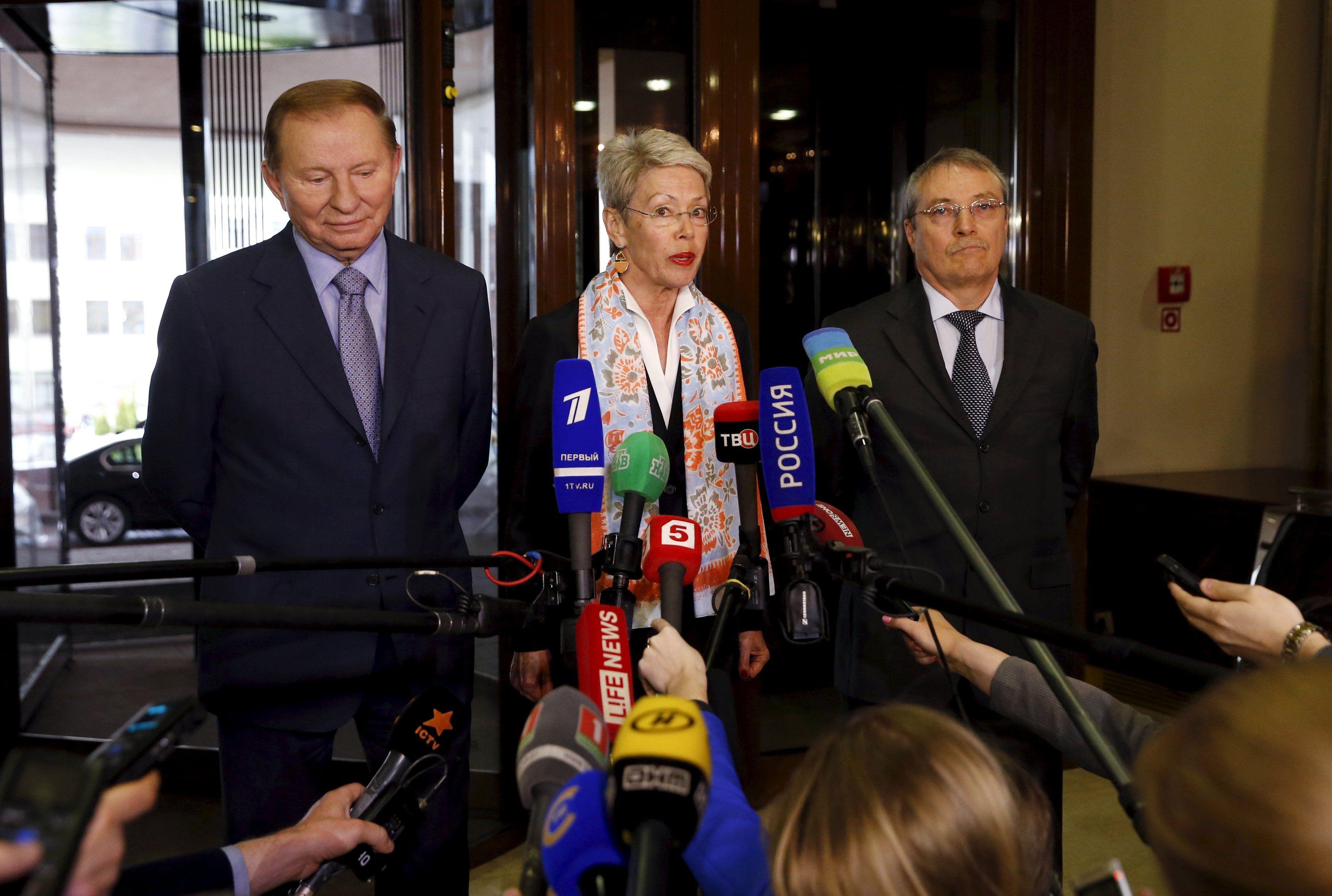Стали известны подробности переговоров по Донбассу