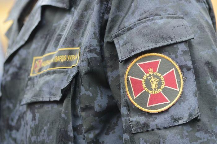 Нацгвардейцы поймали «чиновника» ДНР