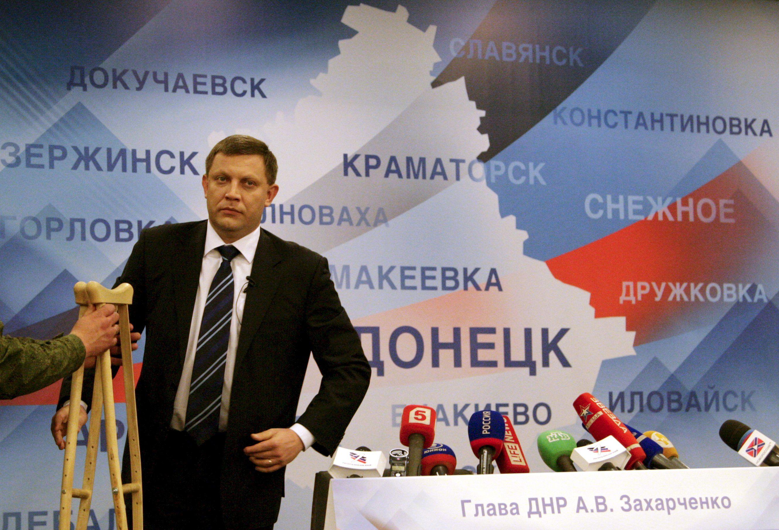 Главарь ДНР не может справиться с бандами мародеров