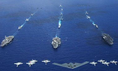 Армия США является сильнейшей в мире