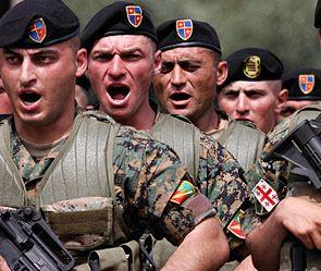 Грузинского спецназа нет в зоне АТО