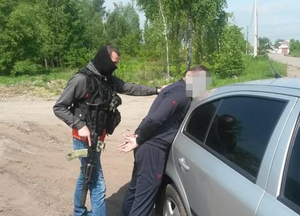 На Житомирщине поймали главаря российских неонацистов