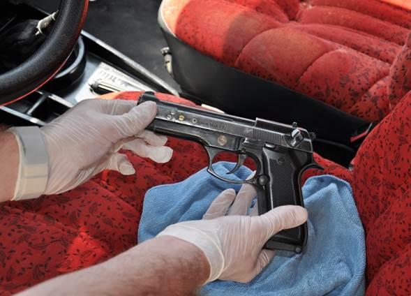 На Житомирщине поймали главаря российских неонацистов: торговал оружием из зоны АТО