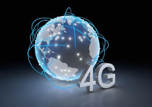 В Украине операторы мобильной связи запускают 4G