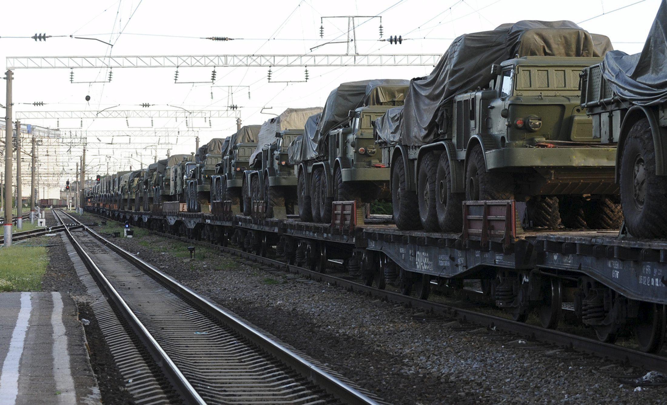 Оружие из РФ спровоцировало обострение на Донбассе