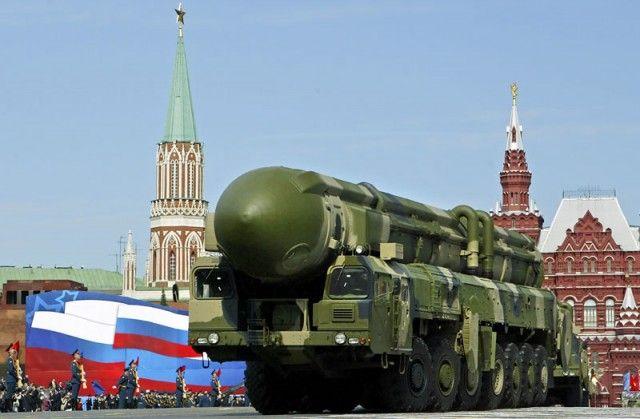 Ядерная ракета, россия