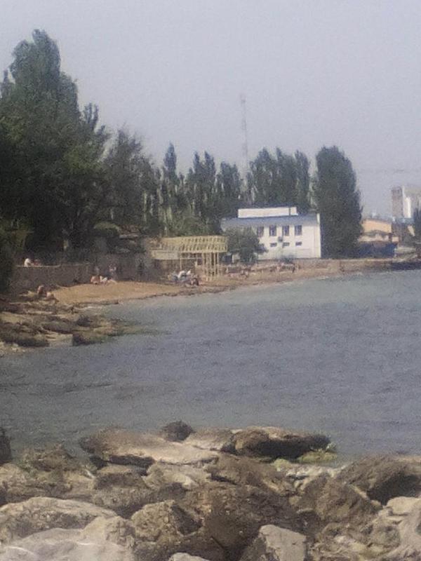В Феодосии при оккупантах туризм умер