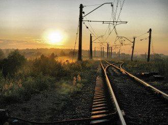 Под Волновахой на железной дороге прогремел взрыв