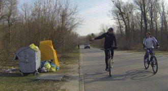 Плюс – Кличко проехал на велосипеде и обязал всех председателей районов ездить на велосипедах