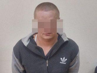 СБУ задержали в Киеве диверсанта.