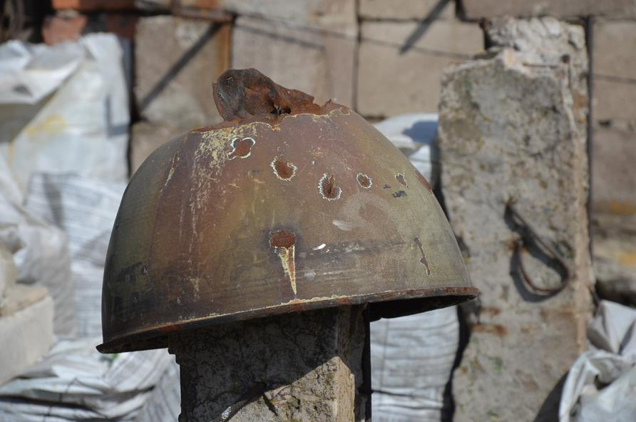 На Бутовке погиб один украинский военный