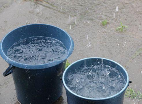 Россияне раскошелятся за дождевую воду