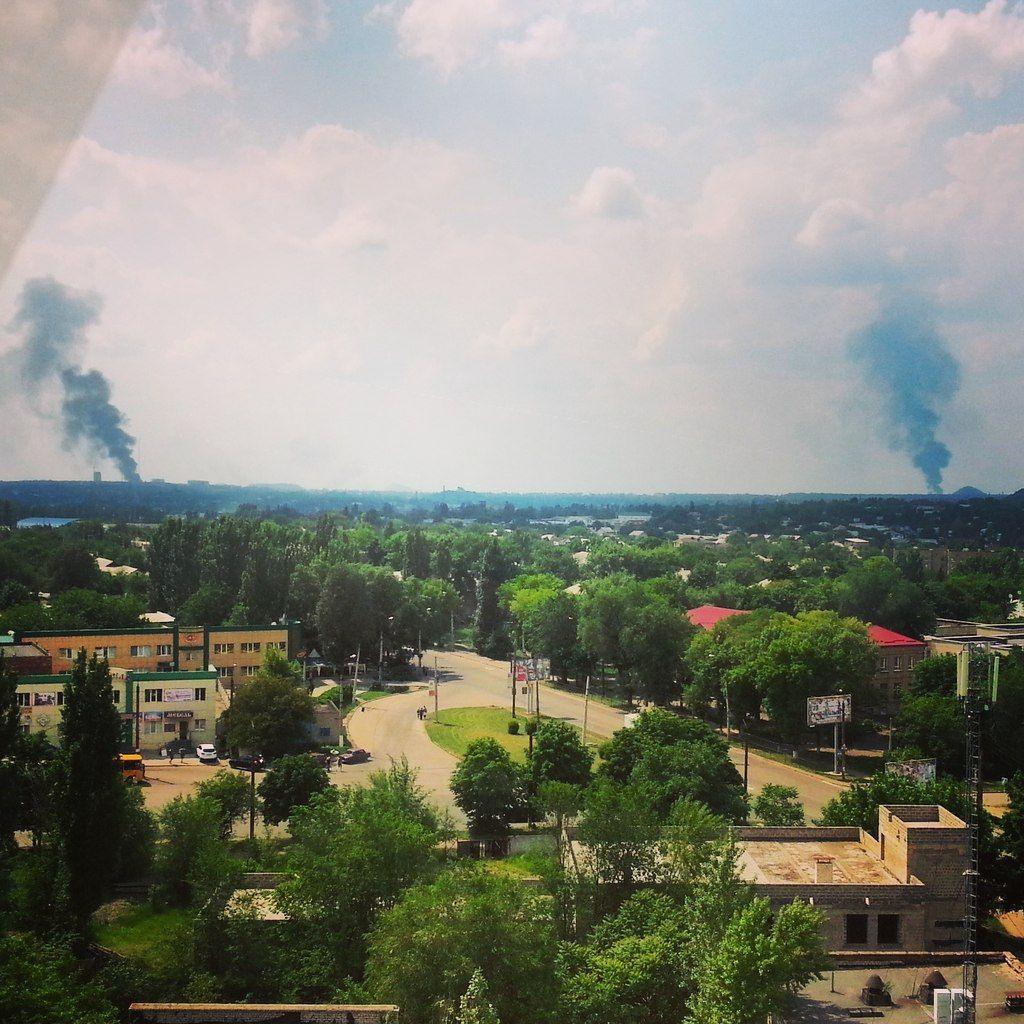 Окрестности Донецка