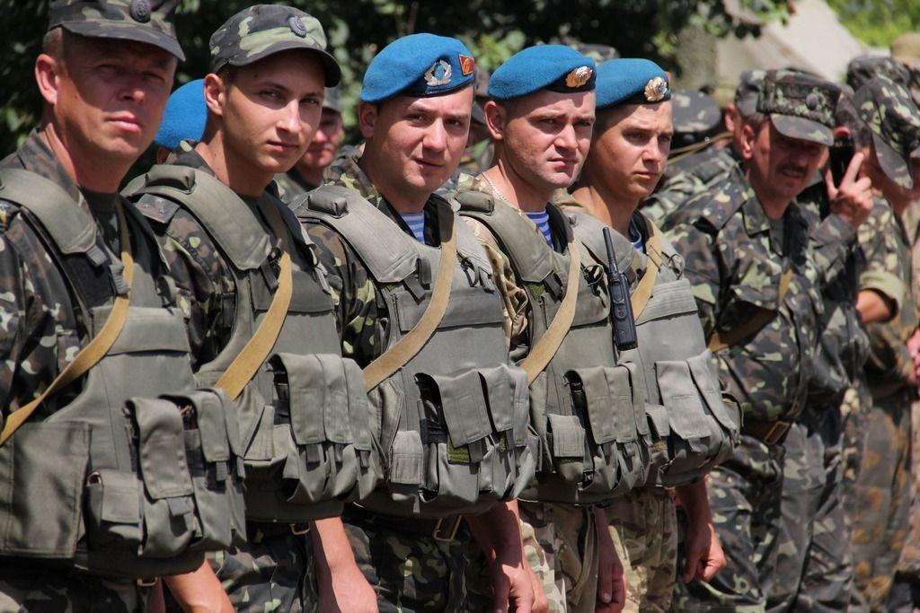 Армия Украины, иллюстрация