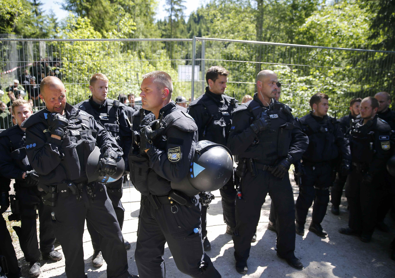 Полиция Баварии