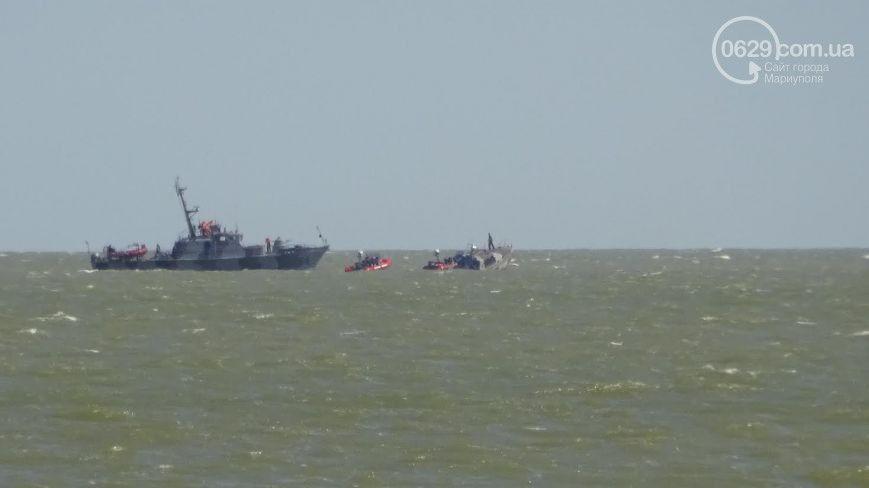 Идет спасательная операция в Мариуполе