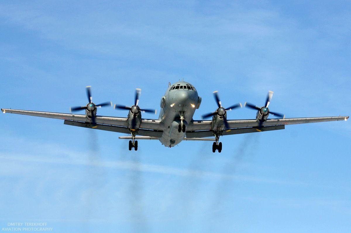 'самолет, разведчик, Россия, Ил-20
