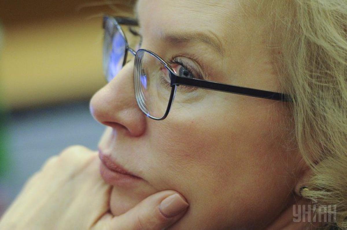 Людмиле Денисовой остается только ждать