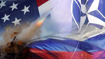 НАТО и ЕС совместно противостоят гибридной войне, развязанной Россией, иллюстрация