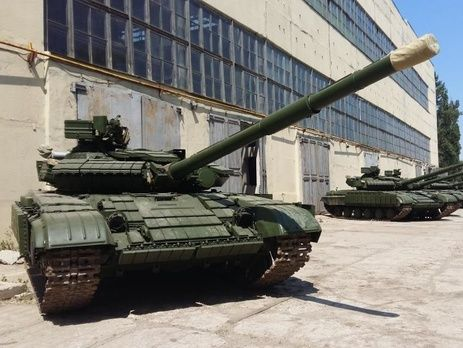 У танков Т-64 большой потенциал модернизации