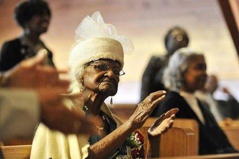 В США скончалась старейшая жительница Земли