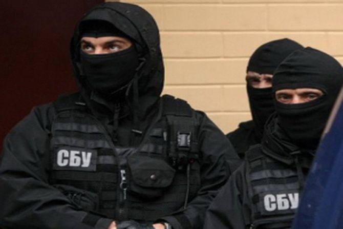 Сотрудники СБУ, иллюстрация
