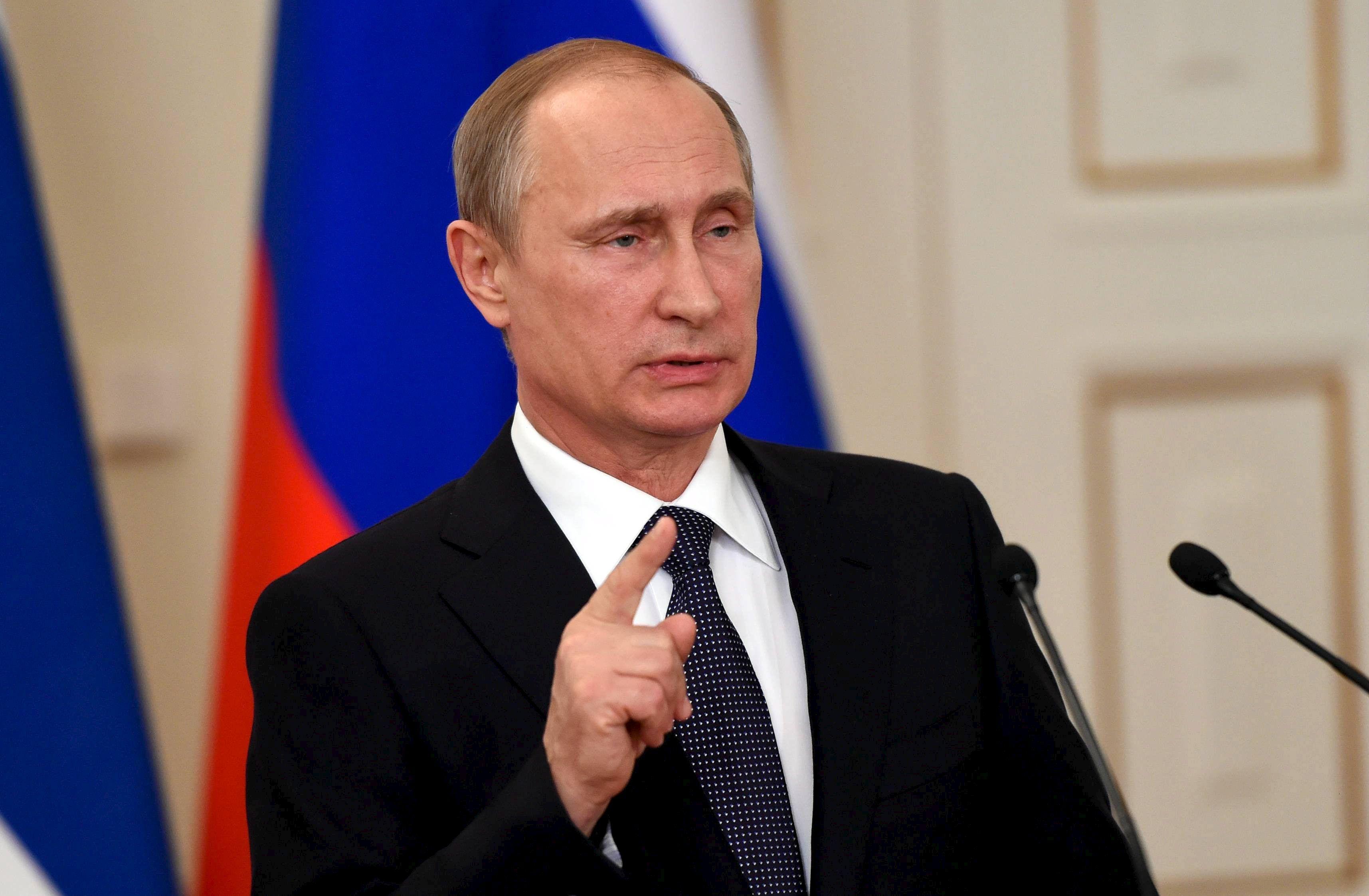 Путин возрождает в России тоталитаризм, считает Эйдман