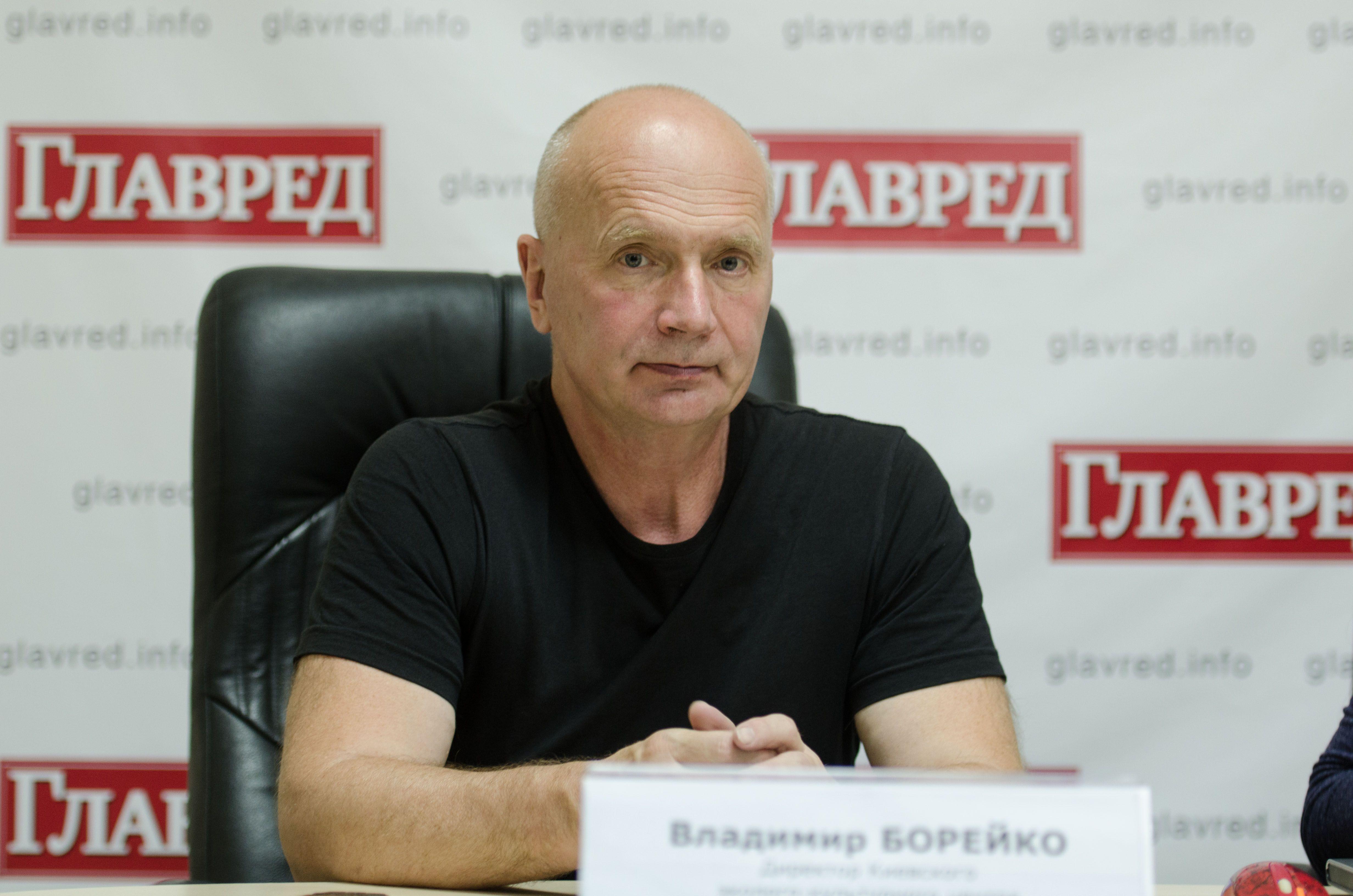 Борейко обеспокоен состоянием киевской дамбы