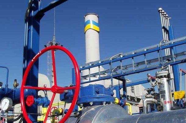 Украина уменьшила импорт российского газа