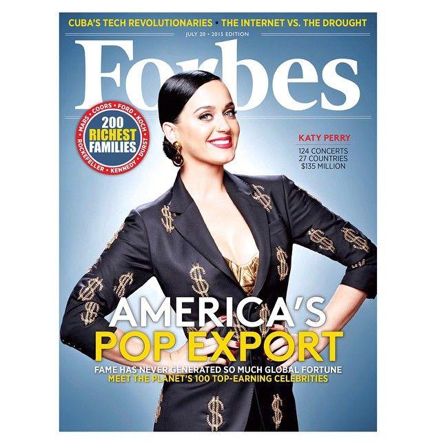 Обложка Forbes