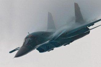 В РФ нашли тела двух пилотов столкнувшихся Су-34