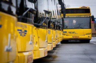 В Киеве запустят скоростной автобус