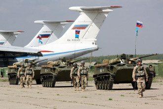 В Крыму десант РФ перебрасывают к админгранице Украины