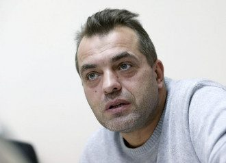 Бирюкова поймали на использовании неонацистской символики.