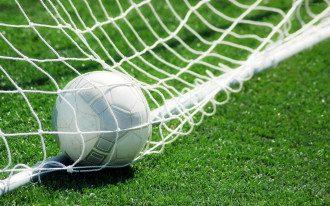 Футбольный мяч, иллюстрация