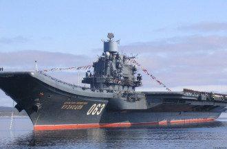 Журналисты узнали, что на крейсере Адмирал Кузнецов пожар мог произойти из-за мусора, узнали журналисты - Новости России