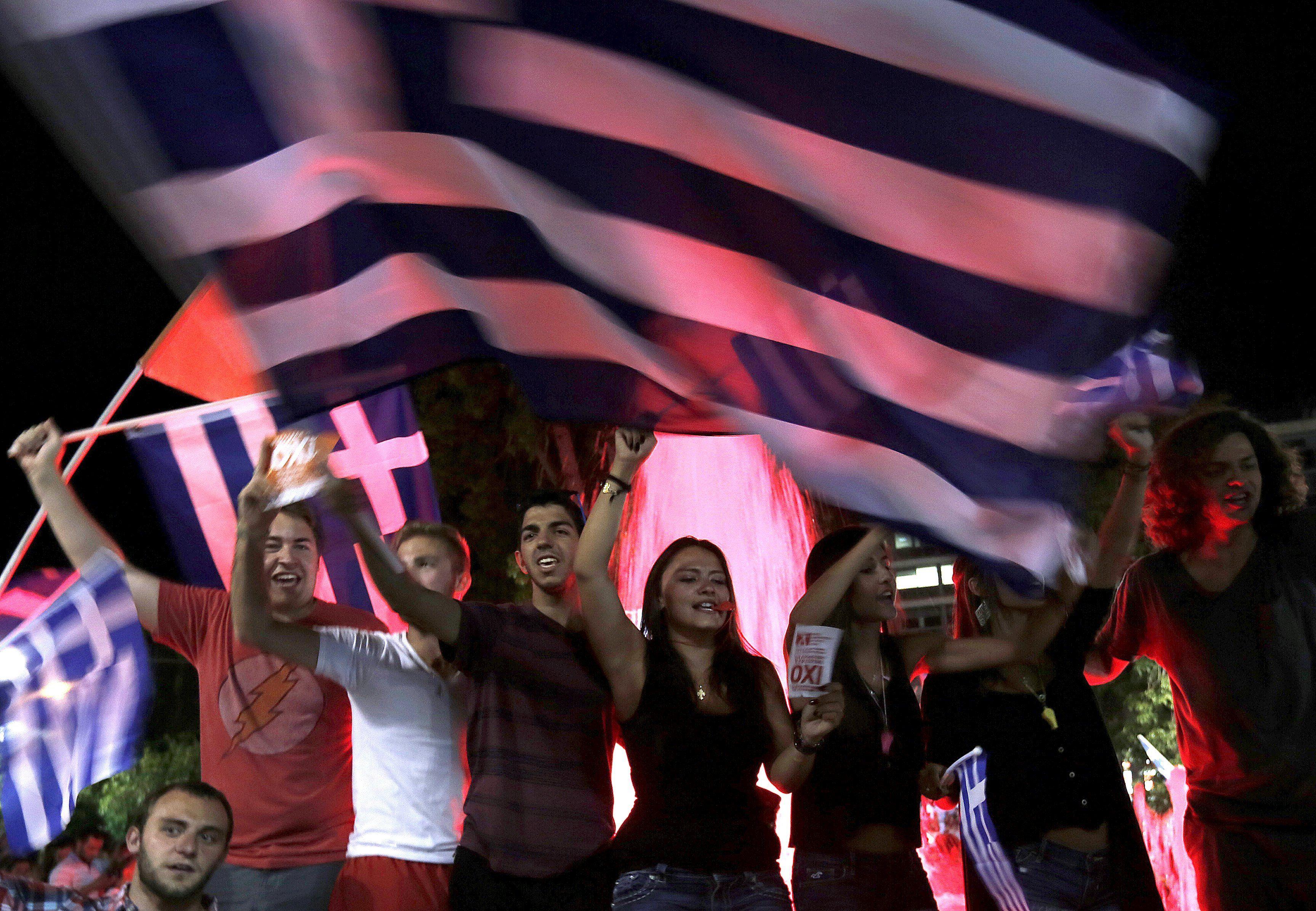 Греки не в восторге от требований кредиторов