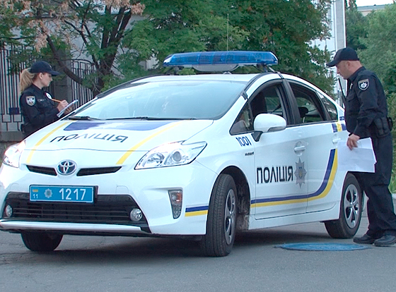 Киевский патруль