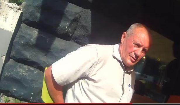 Полицейские не дали выпившему генералу сесть за руль авто