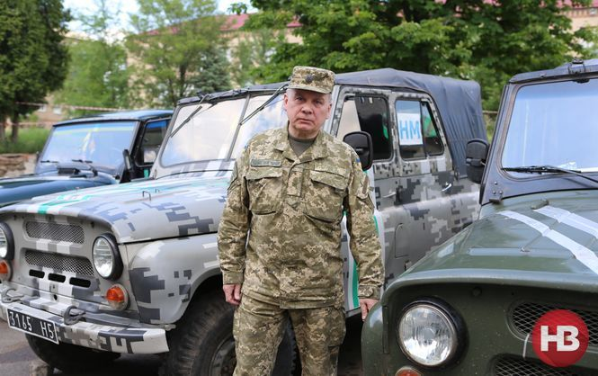 Новый министр обороны Андрей Таран