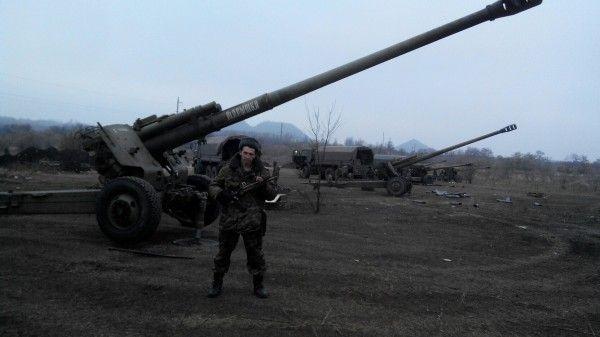 Артиллерия бригады