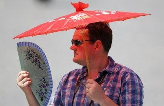В ближайшие дни украинцам обещают рекордную жару