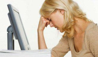 Ульяна Супрун сообщила, что при выгорании на работе у человека появляются признаки депрессии