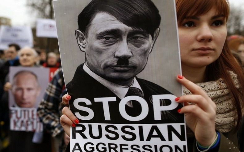 В Германии пройдут митинги против путинской диктатуры