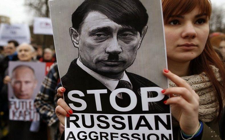 Путина Нью-Йорке ждут акции протеста