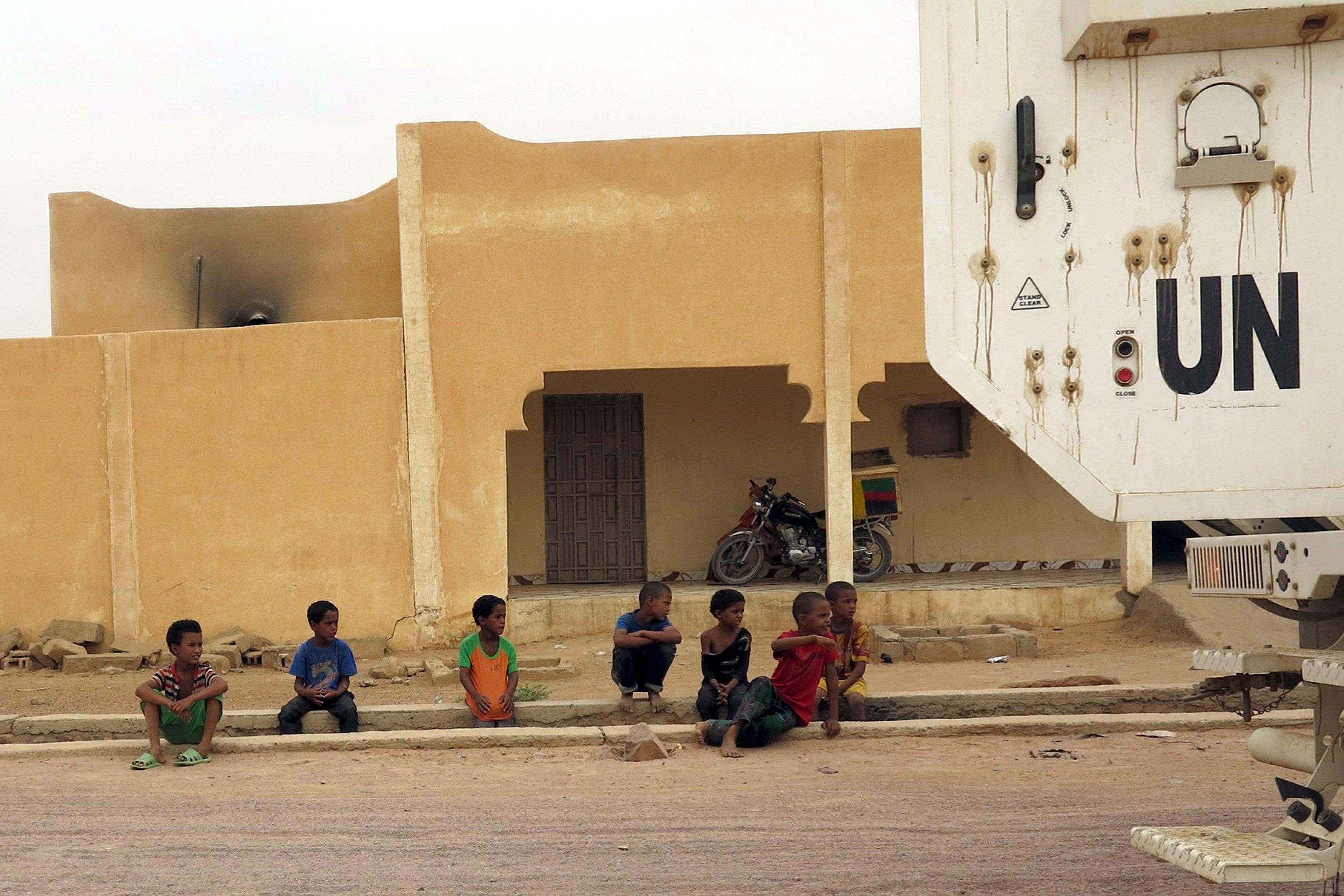 Миссия ООН в Мали