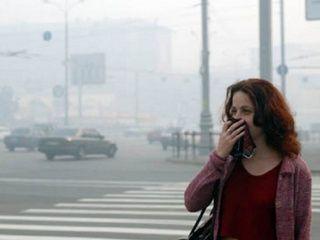 В Голосеевском районе Киева ухудшился воздух, сообщили власти - Новости Киева