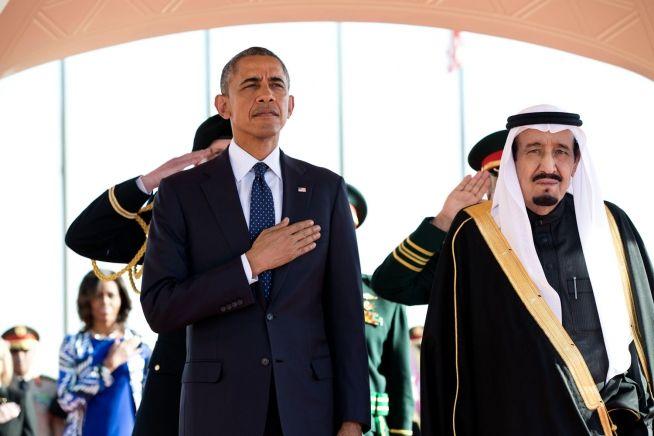 Барак Обама и король Салман определяют цену нефти, а не Лавров